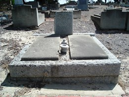 William (Dub) Rose grave